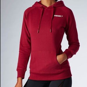Gymshark Crest Pullover hoodie sweater size small